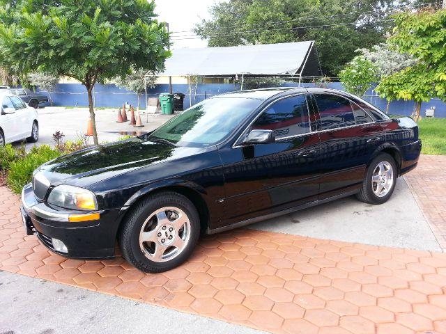 2001 Lincoln LS SE-R