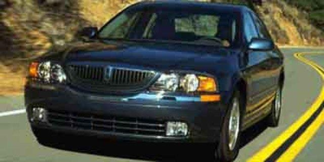 2001 Lincoln LS GL Manual W/siab