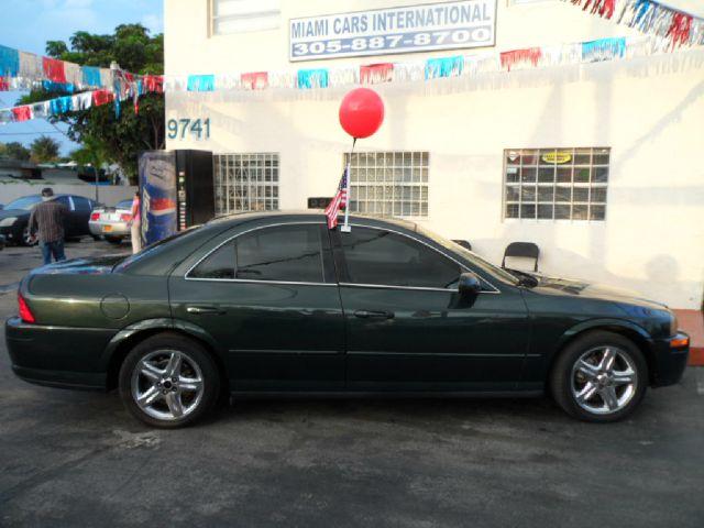 2002 Lincoln LS 2SS Havoc Edition