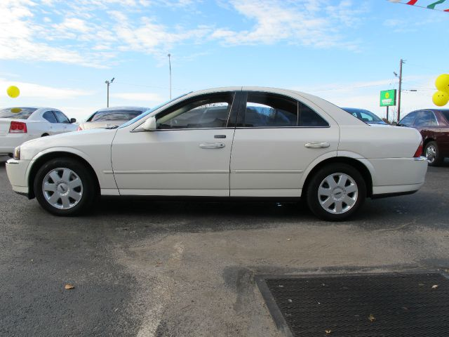 2004 Lincoln LS R25