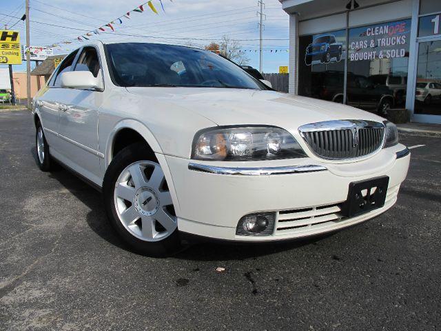 2004 Lincoln LS R25