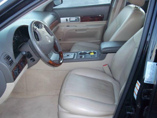 2005 Lincoln LS LT W/ Z71