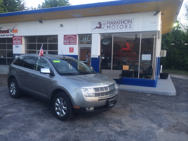 2008 Lincoln MKX EX - DUAL Power Doors
