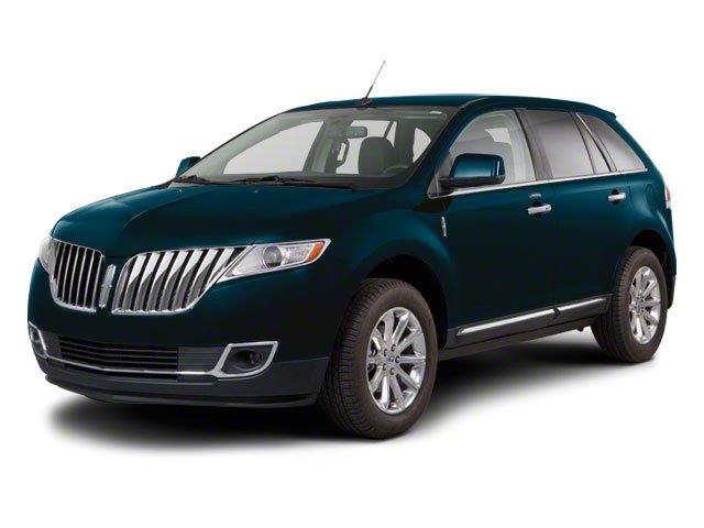 2012 Lincoln MKX LS Flex Fuel 4x4 This Is One Of Our Best Bargains