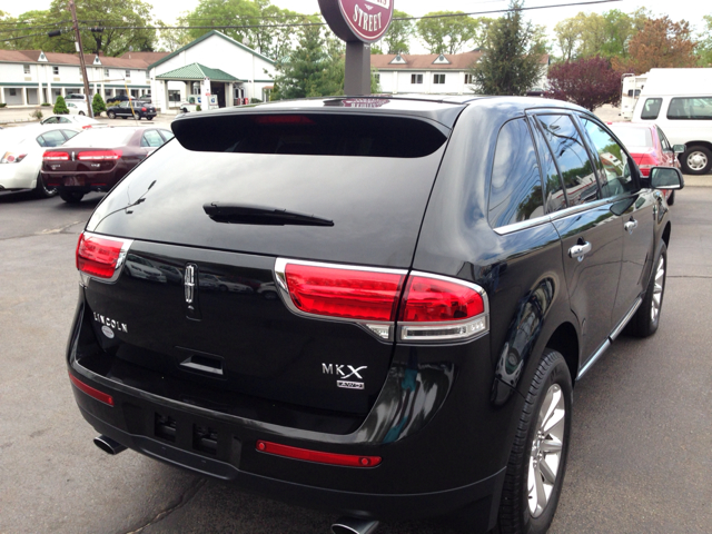 2012 Lincoln MKX EX - DUAL Power Doors