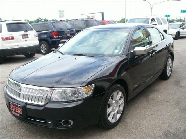 2007 Lincoln MKZ GL Manual W/siab
