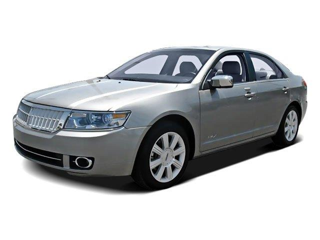 2008 Lincoln MKZ GL Manual W/siab