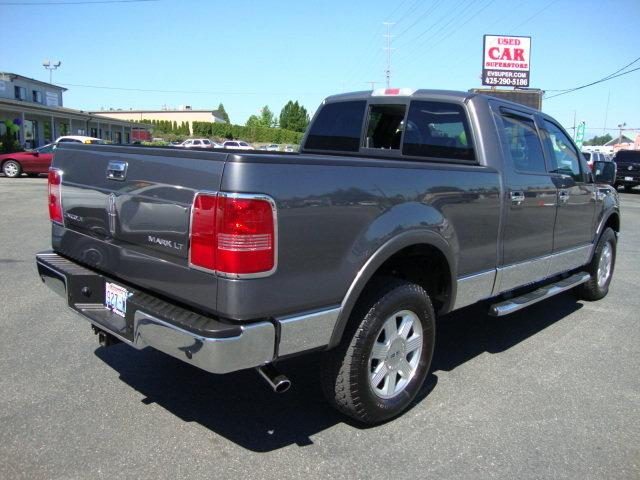 2007 lincoln mark lt 4x4 styleside details everett ma 98204. Black Bedroom Furniture Sets. Home Design Ideas