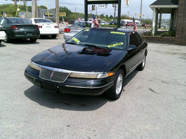 1993 lincoln mark viii details madison tn 37115 for Discount motors in madison
