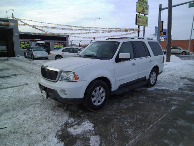 2003 Lincoln Navigator 2dr Coupe Convertible