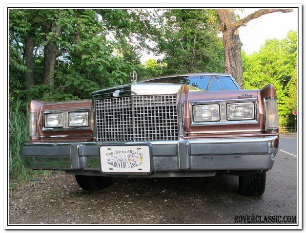 1985 Lincoln Town Car Super CAB SD XL
