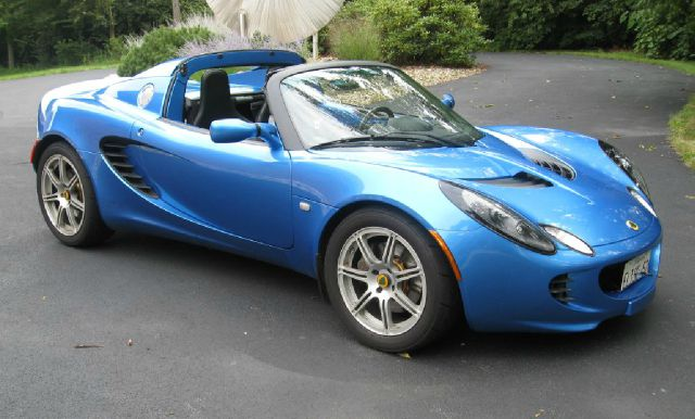 2005 lotus elise marlin details addison il 60101. Black Bedroom Furniture Sets. Home Design Ideas