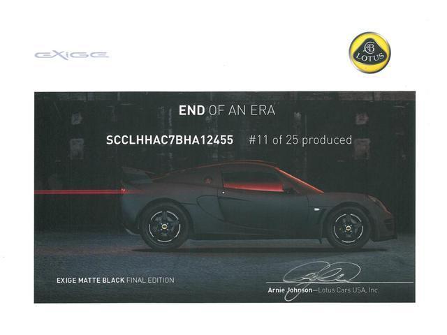 2011 Lotus Exige Quad Cab 131 WB 4WD Sport