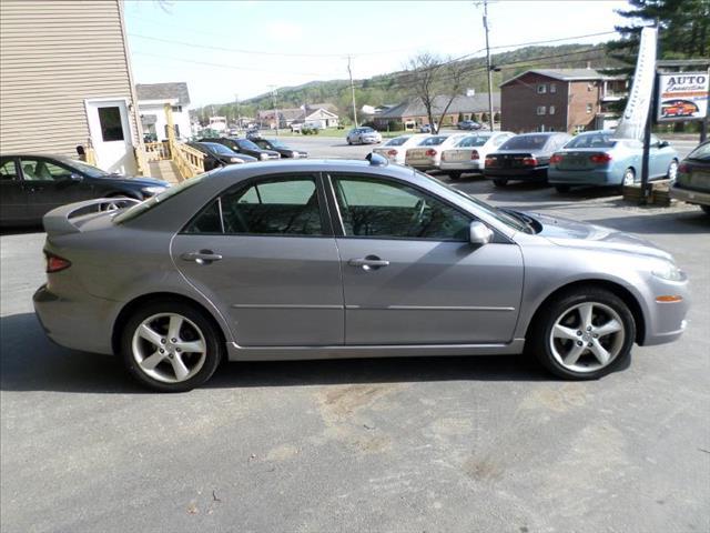 2008 Mazda 6 XR