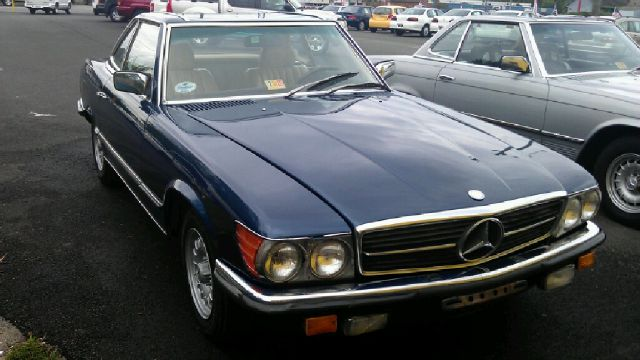 1983 Mercedes Benz 280SL