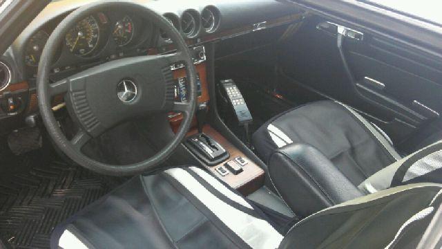 1979 Mercedes Benz 450SL LS W-1ls