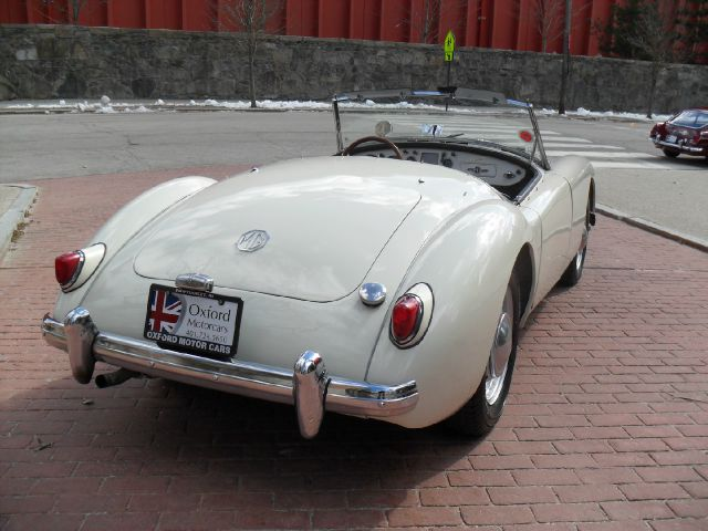 1956 MG MGA XL Long Bed 4WD