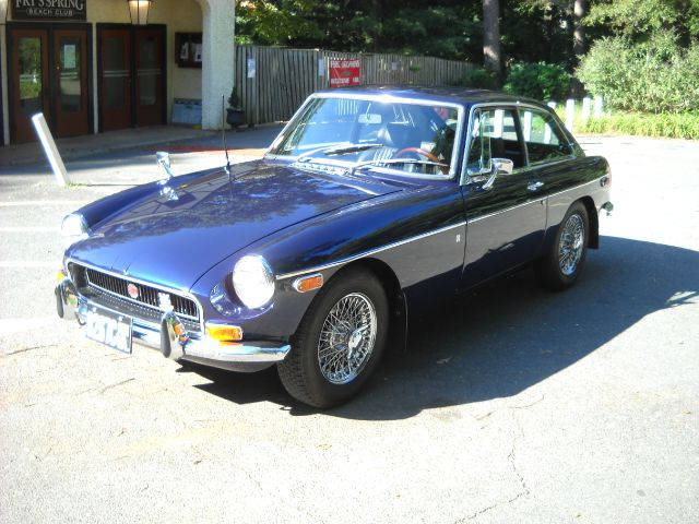 1971 MG MGB Passion