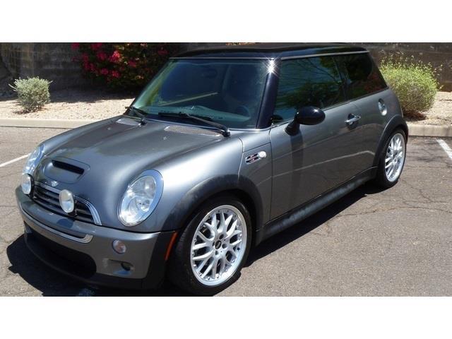 2004 Mini Cooper 5.2L 4wd