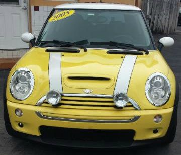 2005 Mini Cooper 5.2L 4wd