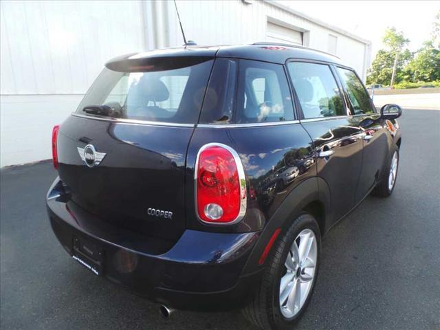 2011 Mini Cooper Countryman 2dr Cpe Auto W/moonroof