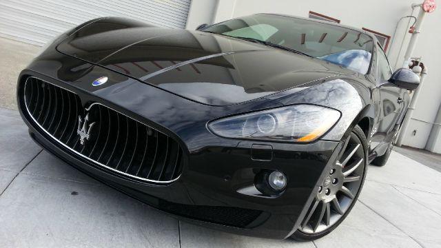 2010 Maserati GranTurismo LT1 Ext. Cab Long Box 4WD