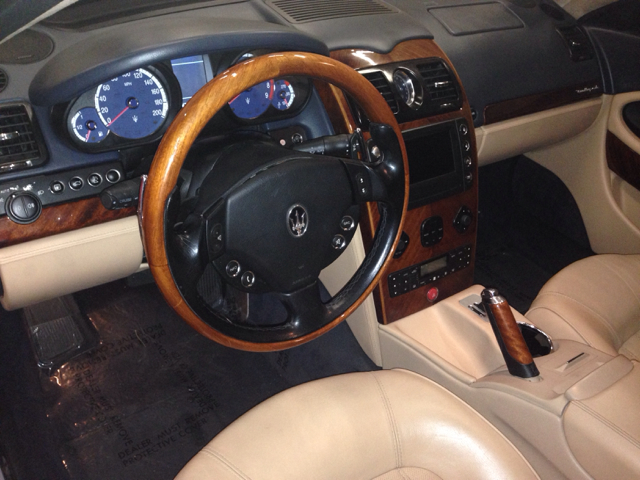 2007 Maserati Quattroporte 3.5tl W/tech Pkg