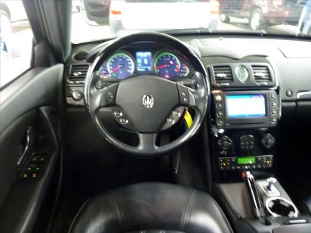2007 Maserati Quattroporte 4dr 2.9L Twin Turbo AWD W/3rd