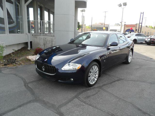 2010 Maserati Quattroporte GL Manual W/siab