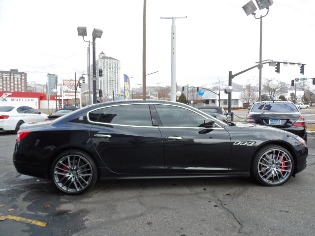 2014 Maserati Quattroporte Slt2-fwd-2nd Bench-third-tv/dvd-cd Player-1 Owner