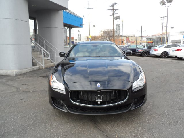 2014 Maserati Quattroporte Slt2-fwd-2nd Bench-third-tv/dvd-cd Player-1 Owner