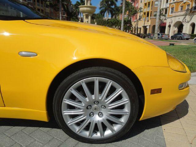 2002 Maserati Spyder 3.5L W/touring/nav/onstar 4WD