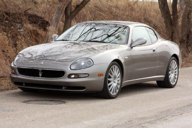2002 Maserati Spyder Sportback LS