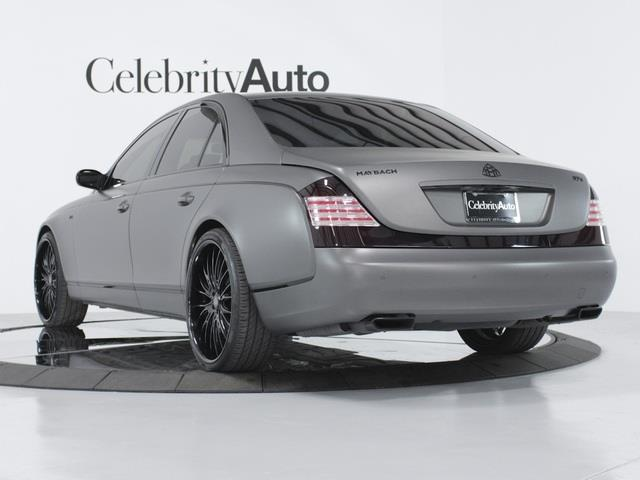 2007 Maybach 57S XR