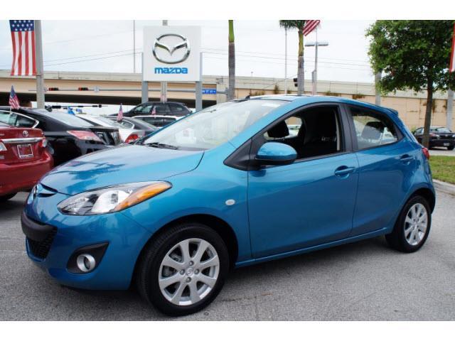 2012 Mazda 2 3.5