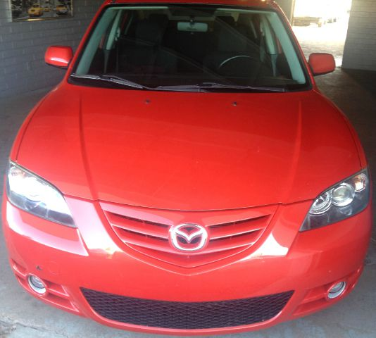 2004 Mazda 3 LT W/3.5l