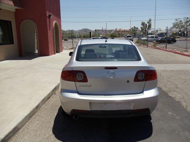 2004 Mazda 3 3.9L LT