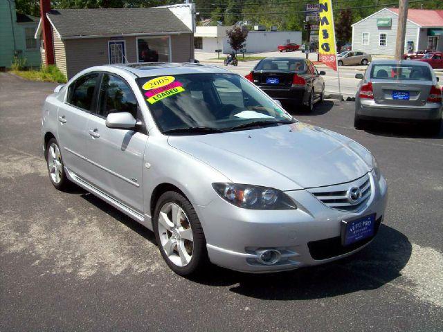 2005 Mazda 3 LT W/3.5l