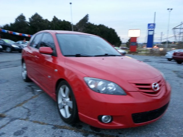 2005 Mazda 3 LT W/3.9l