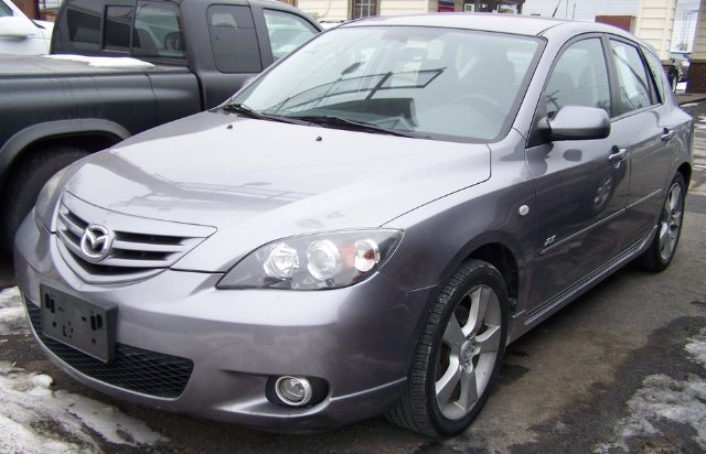 2006 Mazda 3 3.0L AUTO DX
