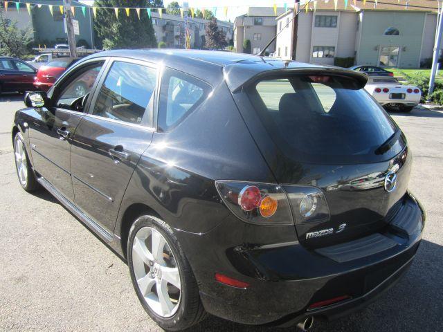 2006 Mazda 3 4dr Sdn GLX V6 Auto