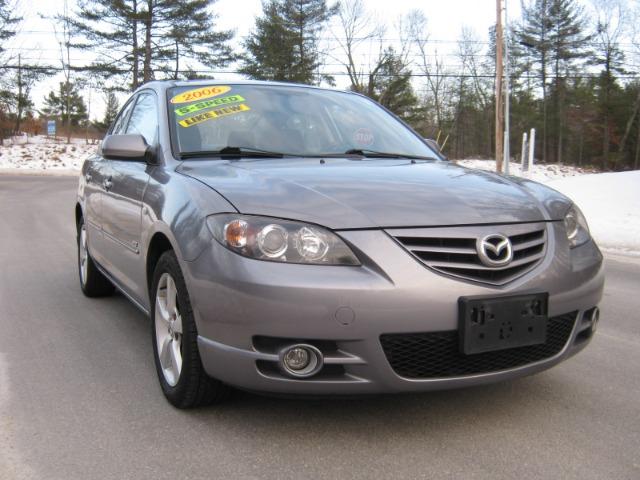 2006 Mazda 3 LT W/3.5l