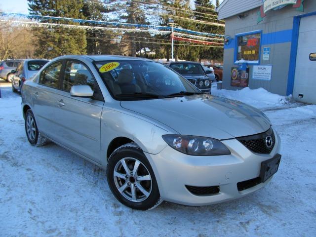 2006 Mazda 3 3.9L LT