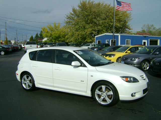 2006 mazda 3 lt w details menasha wi 54952. Black Bedroom Furniture Sets. Home Design Ideas