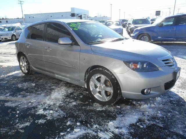 2006 Mazda 3 LT W/3.9l