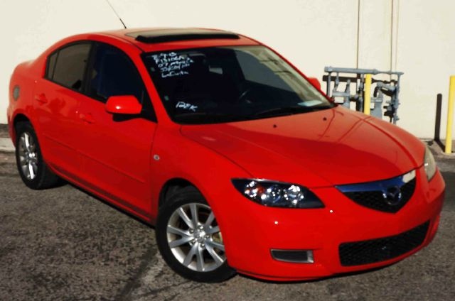 2007 Mazda 3 Supercharged 4x4 SUV