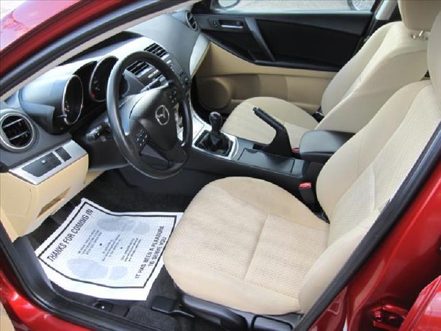 2010 Mazda 3 2WD Regular Cab Standard Bed I4 Automatic (SE) Tru