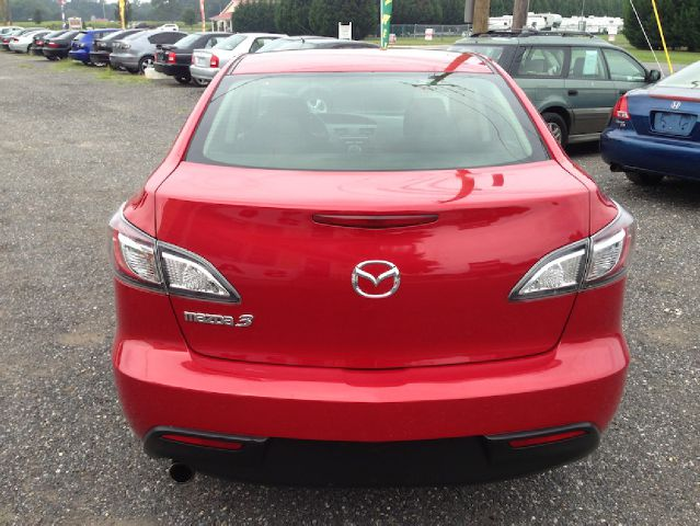 2011 Mazda 3 Supercharged 4x4 SUV