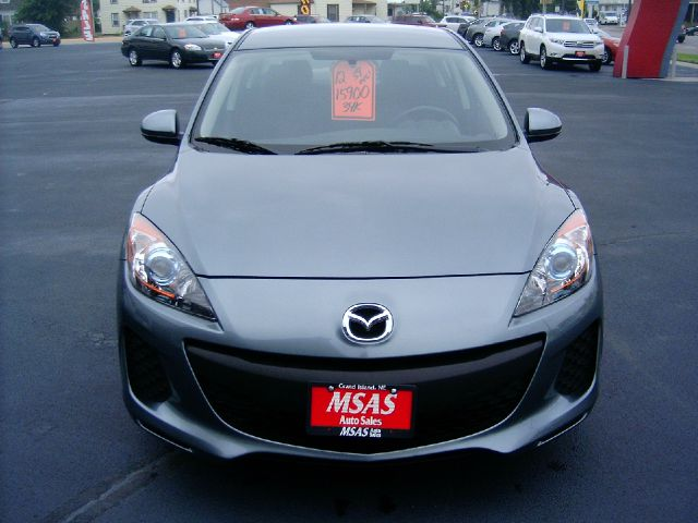 2012 Mazda 3 LT LTZ