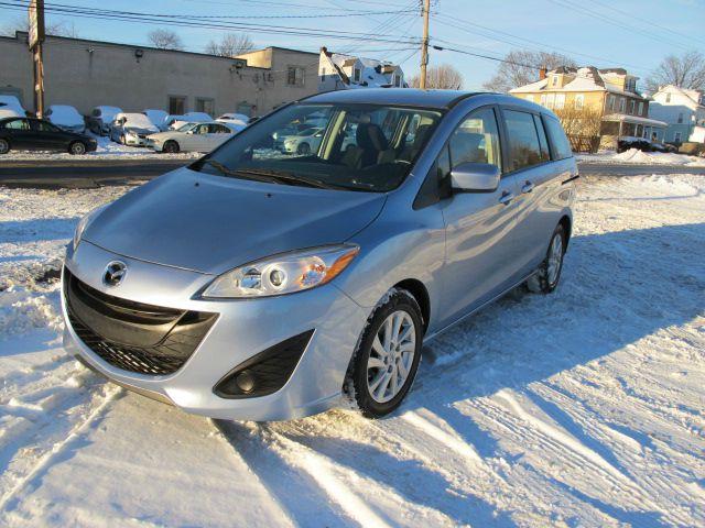 2012 Mazda 5 GSX